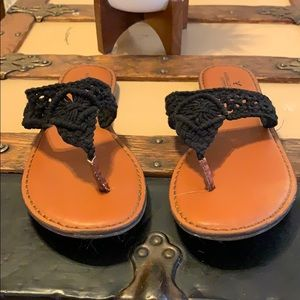 Flip flops/sandals American Eagle size 10 women's